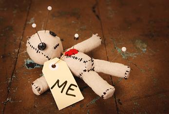 Self-harm, a way to eliminate emotional distress