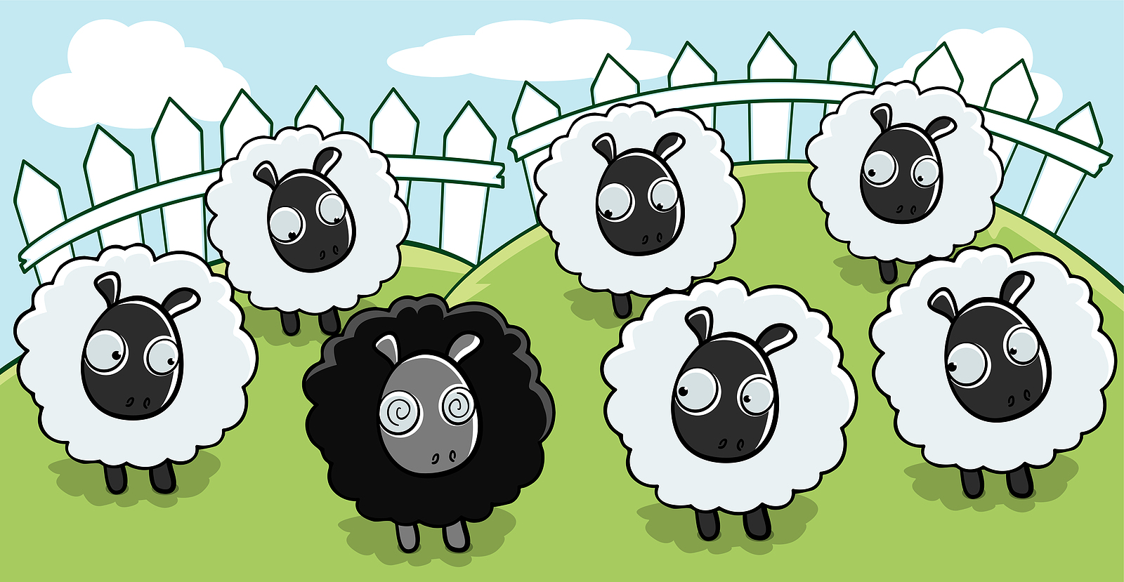 black sheep effect