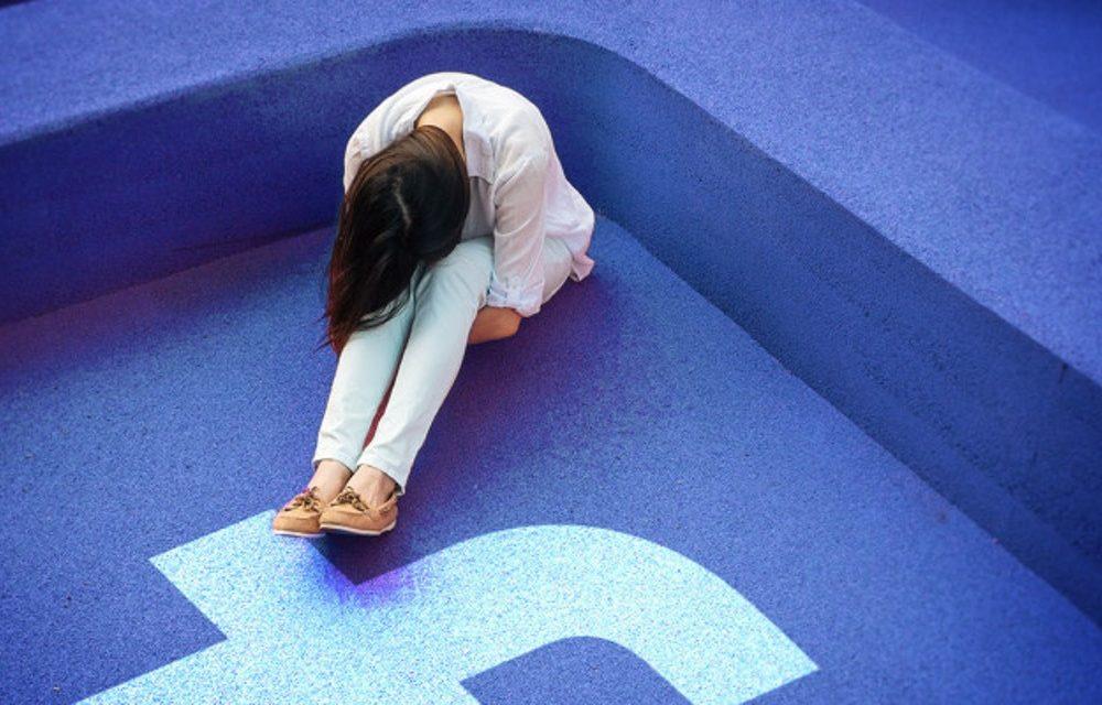 Facebook causes depression?