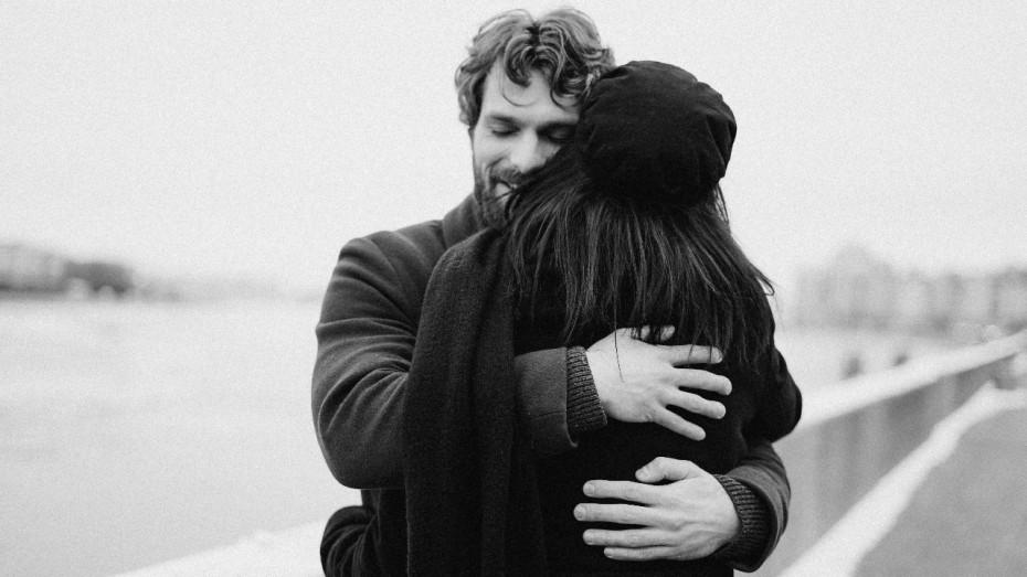 how many hugs do we need a day