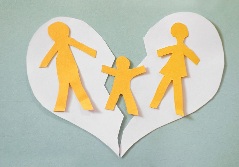 How divorce affects kids
