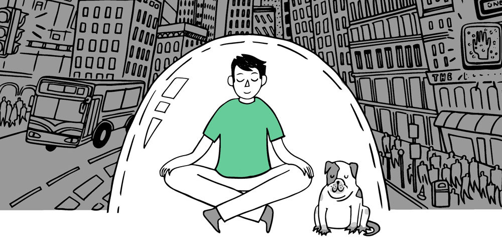 Vipassana Meditation step by step