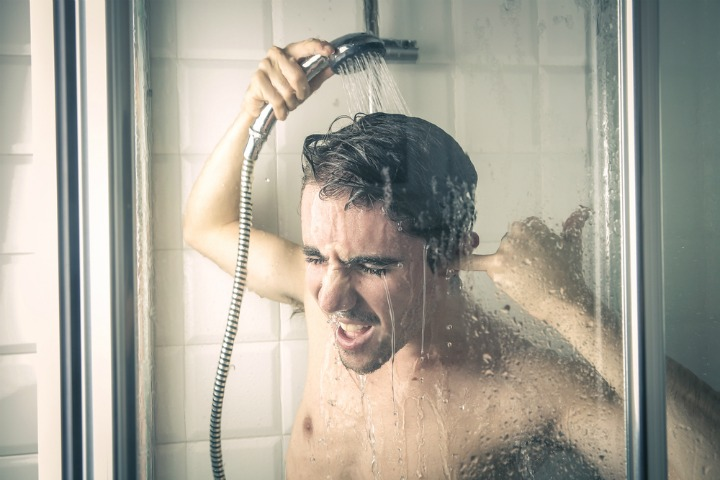 Why should you sing in the shower?