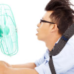 A Harvard study reveals that heat slows our brains by 13%