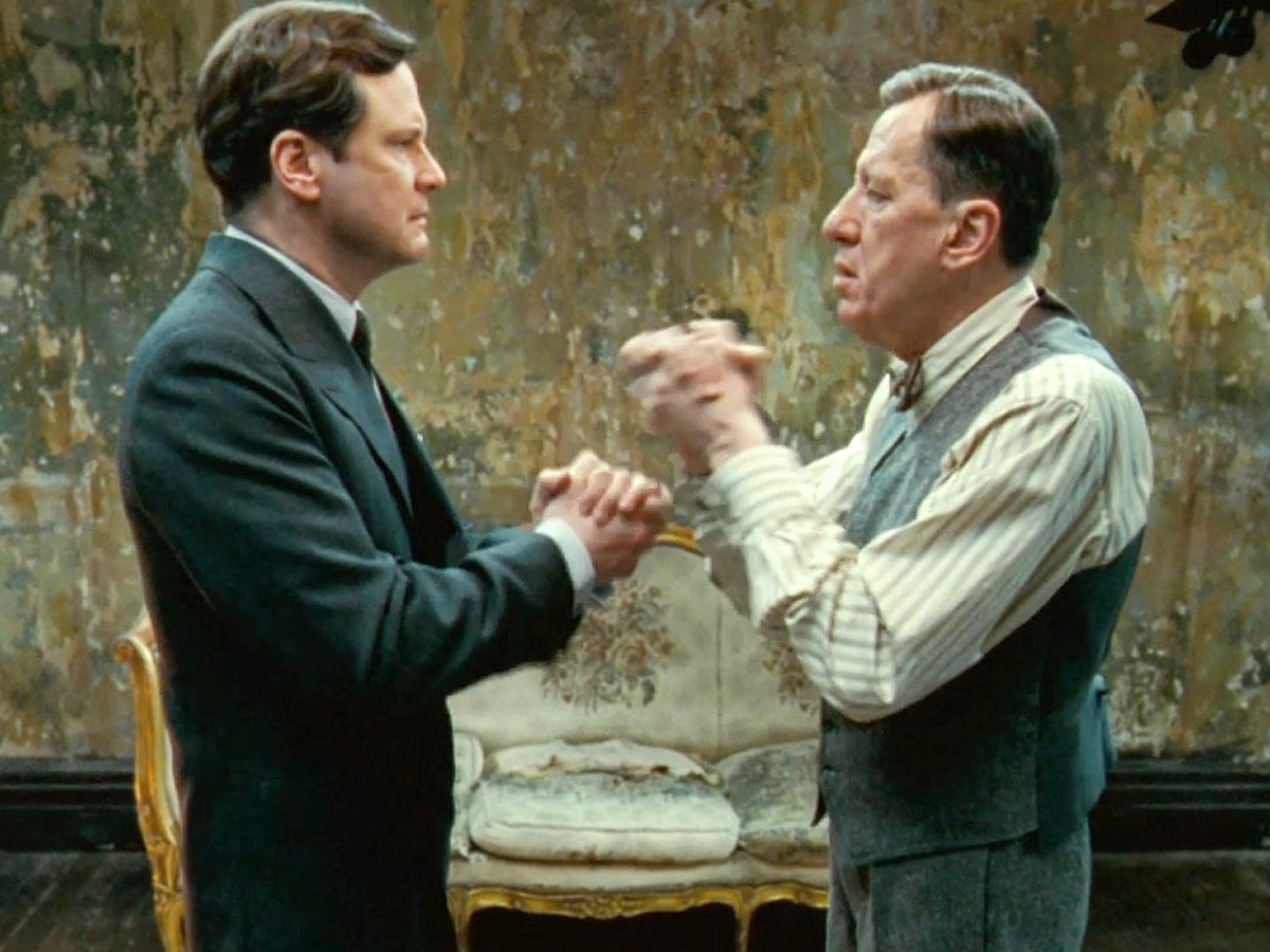 movie king's speech