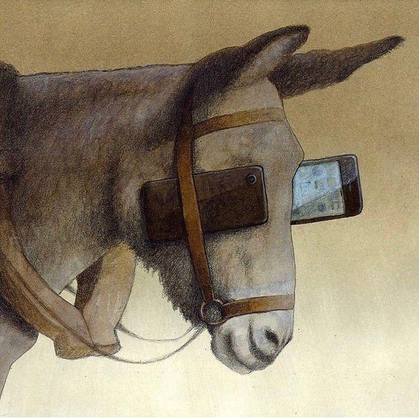 tecnology blindness