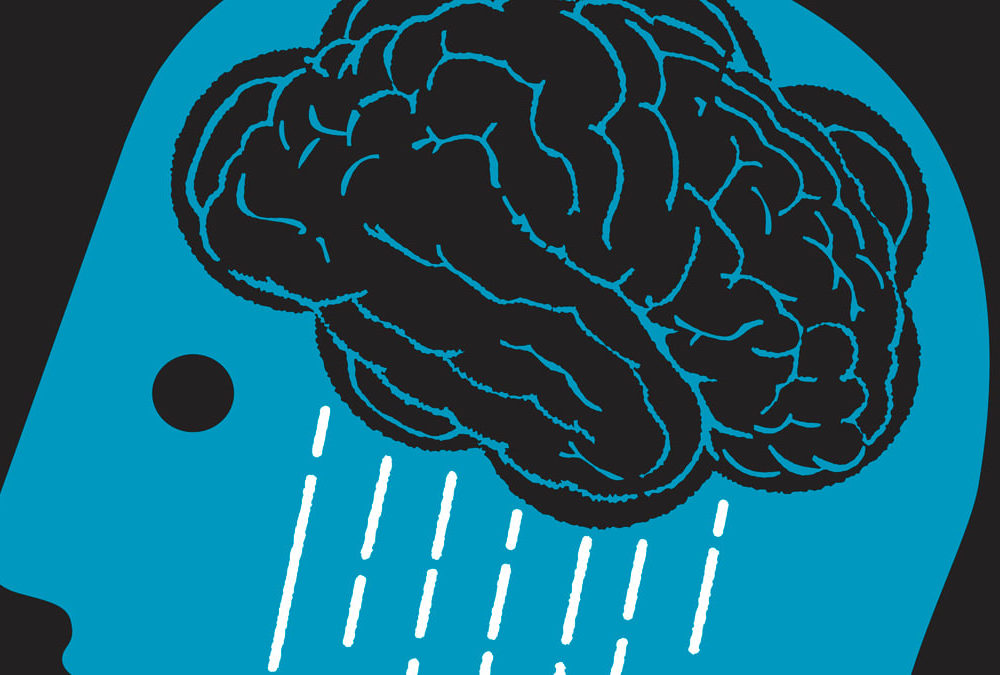 Depression makes your brain aging faster