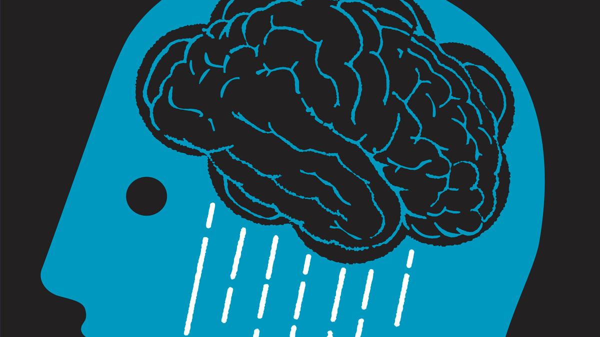 depression brain aging