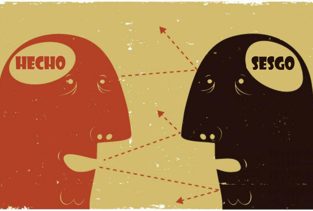 The bias blind spot, or why everyone thinks they're better than you