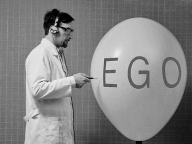 dropping your ego