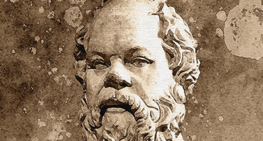 15 contributions of Socrates for life