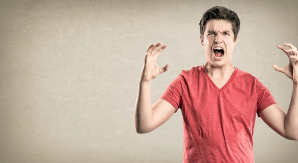 The more you get angry, the sicker you get, science confirms it