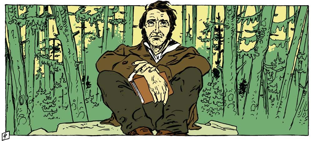 Eupeptic: Thoreau's most subversive advice for a free and full life