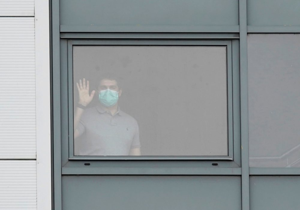 Quarantine may have a lasting psychological impact, but it is necessary
