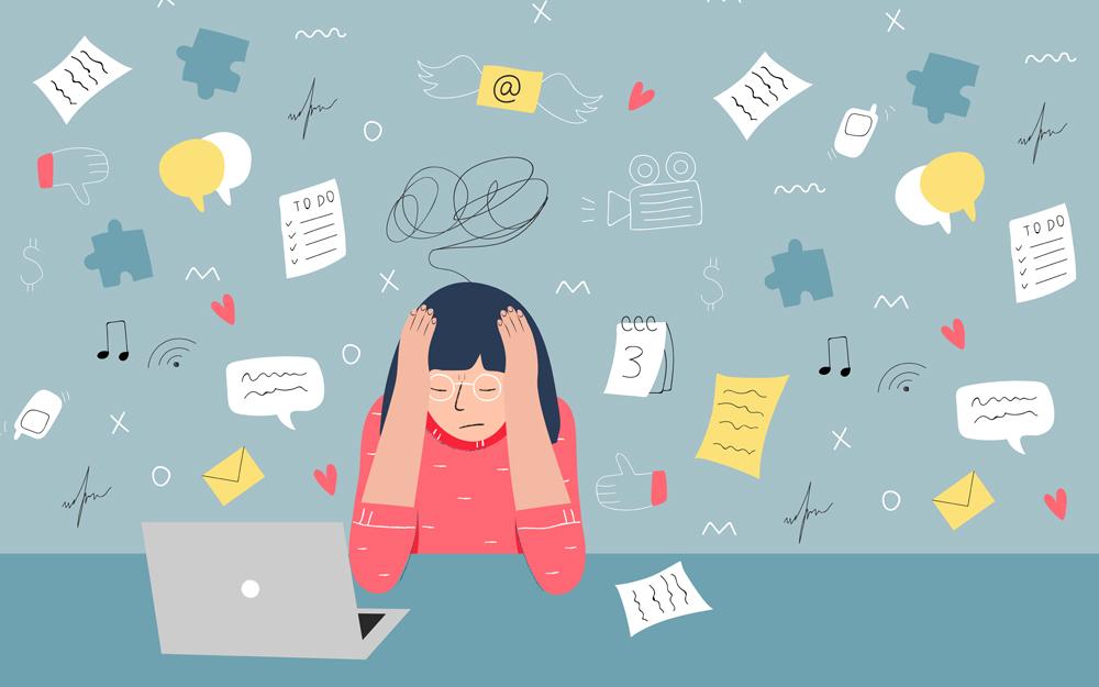 cumulative stress