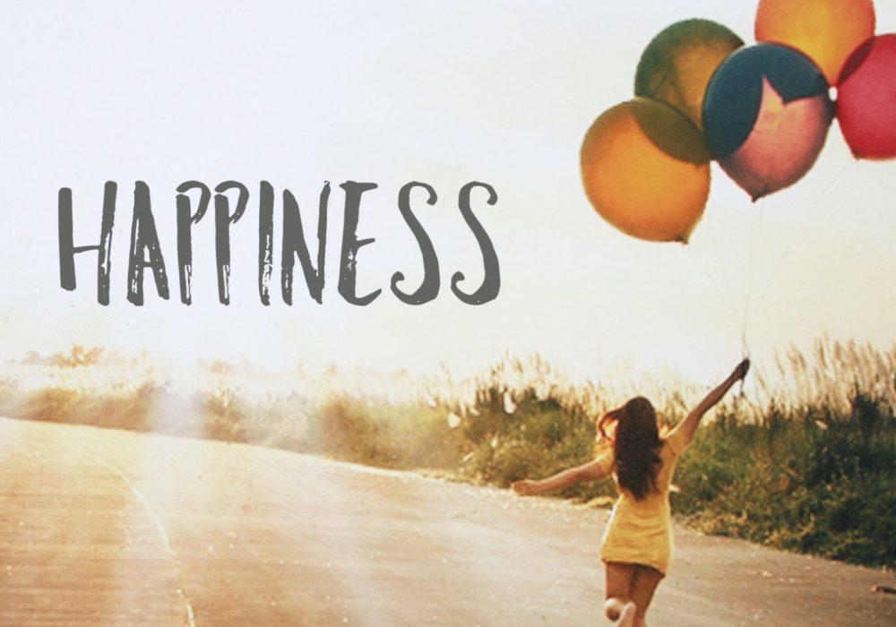 seeking happiness